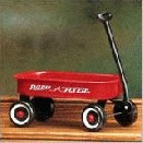 /#901 My Little Red Wagon